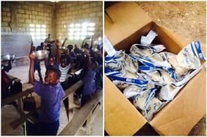 Feeding Program provided by Feed My Starving Children