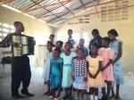 First Church Service